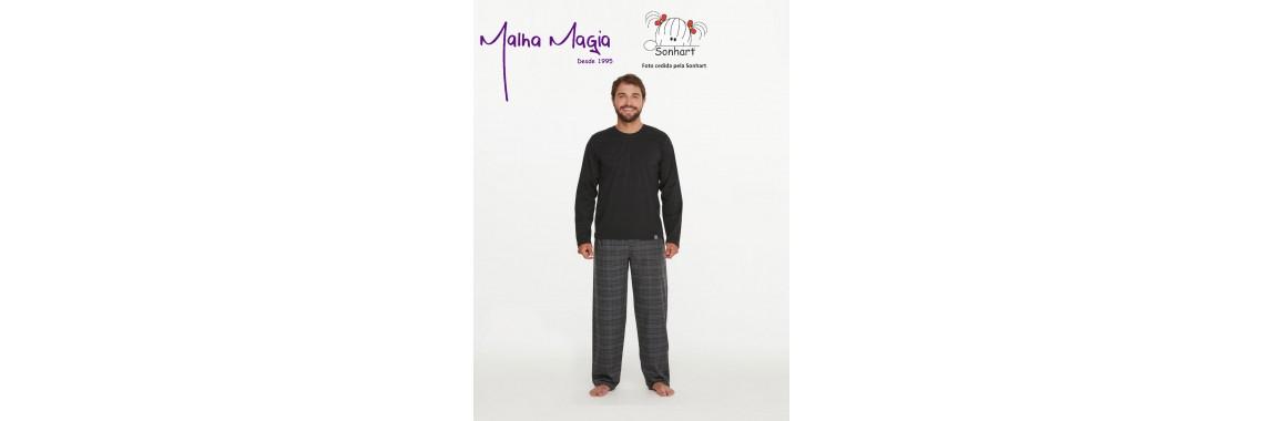 Malha Magia Sonhart Pijamas Abertura 008