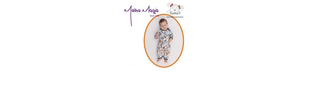Malha Magia Sonhart Pijamas Abertura 006