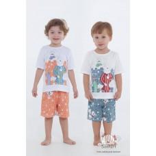 Camiseta Manga Curta Short - Linha Familia